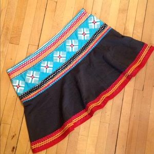 Free People Skirts - Free People Aztec Skirt
